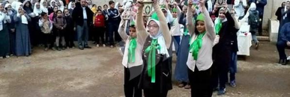 استبعاد وكيلة مدرسة بالدقهلية بسبب عرض لـ«كتائب القسام» (خبر)