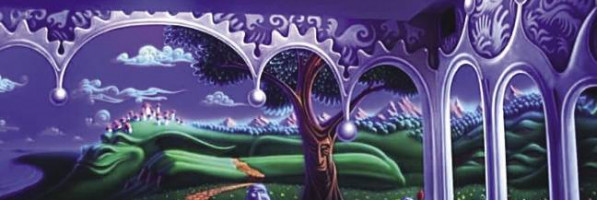 رسومات بالألوان الفسفورية لتوفير الطاقة ليلاً: بتنور فى الضلمة (فيتشر)